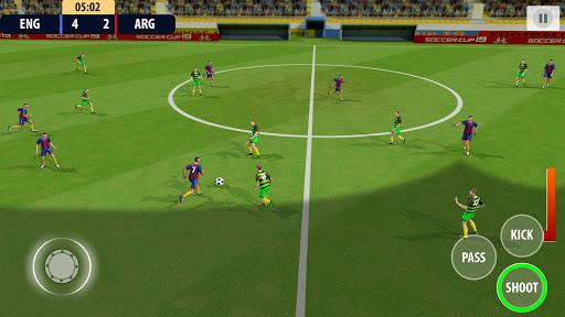 Soccer League 2021: World Football Cup Games 2.0.0 Screenshots 1