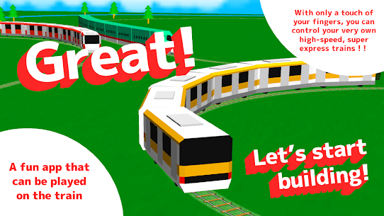 Touch Train 3D  For Pc (2021) – Free Download For Windows 10, 8, 7 1