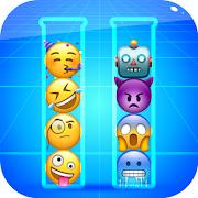 Emoji Sort Puzzle