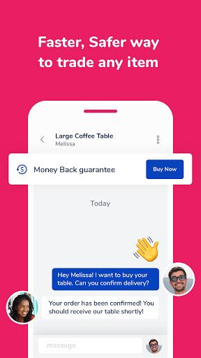 Popsy - Buy & Sell Used Stuff apktram screenshots 10