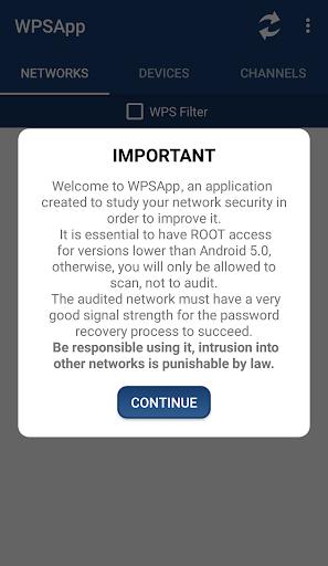 WPSApp modavailable screenshots 2