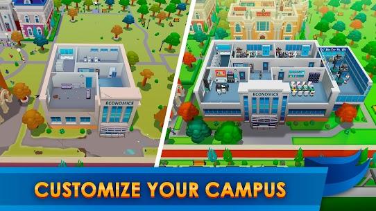 Free University Empire Tycoon -Idle Apk Download 2021 4