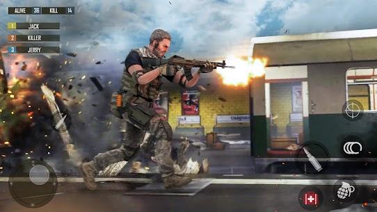Fire Free Battleground Survival Firing Squad Mod Apk (GOD MODE) 5