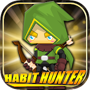 Habit Hunter - Exciting goal & habit tracker game