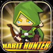 Habit Hunter - Exciting goal & habit tracker game