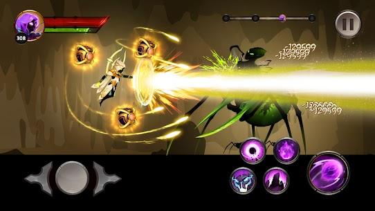 Stickman Legends Shadow Fight Offline Sword Game Hileli Apk Güncel 2021** 5