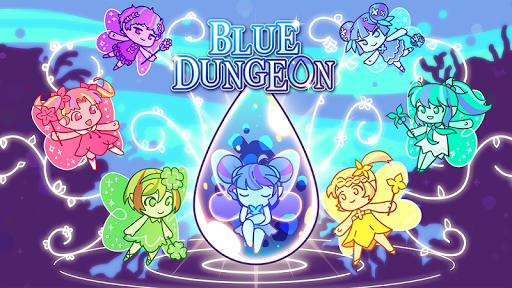 Blue Dungeon - Tear Defense 1.6 screenshots 1