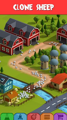 Tiny Sheep Tycoon - Idle Wool  screenshots 1