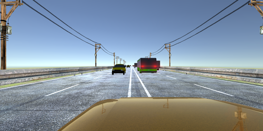 VR Racer: Highway Traffic 360 for Cardboard VR 1.1.15 screenshots 4