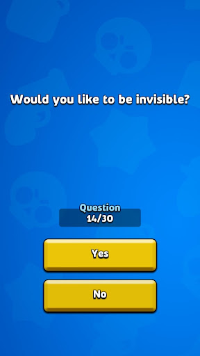 TEST: Who are you from Brawl Stars? 1.9 Screenshots 3