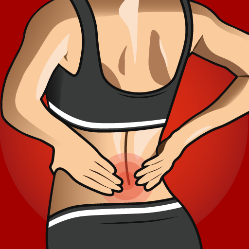 Healthy Spine and Straight Posture icon
