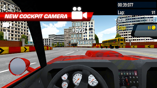 Drift Max City Mod Apk (Unlimited Money, Free Shopping) 3