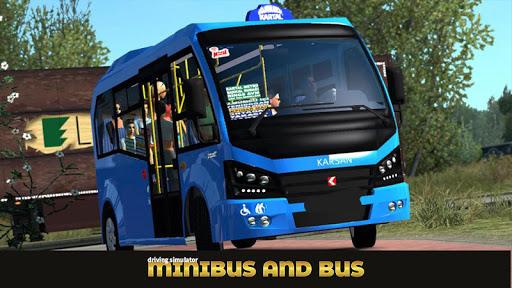 Minibus Dolmus Bus Simulator Turkey 2021 0.6 screenshots 5