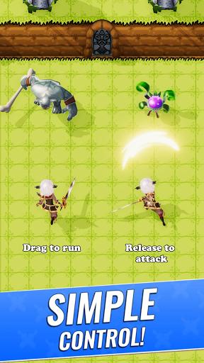 Gokyo: Archer Sword Mage - Arcade Shooting 1.8.6 screenshots 14