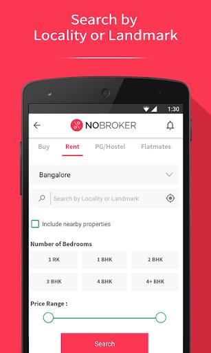 NoBroker Flat, Apartment, House, Rent, Buy & Sell 6.8.234 screenshots 2