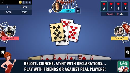 Belote Multiplayer screenshots 2