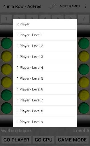 4 in a Row 3.9.6 screenshots 3