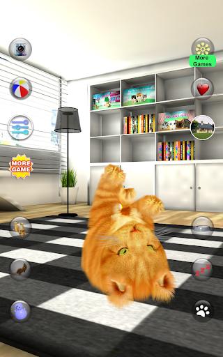 Talking Lovely Cat  screenshots 9