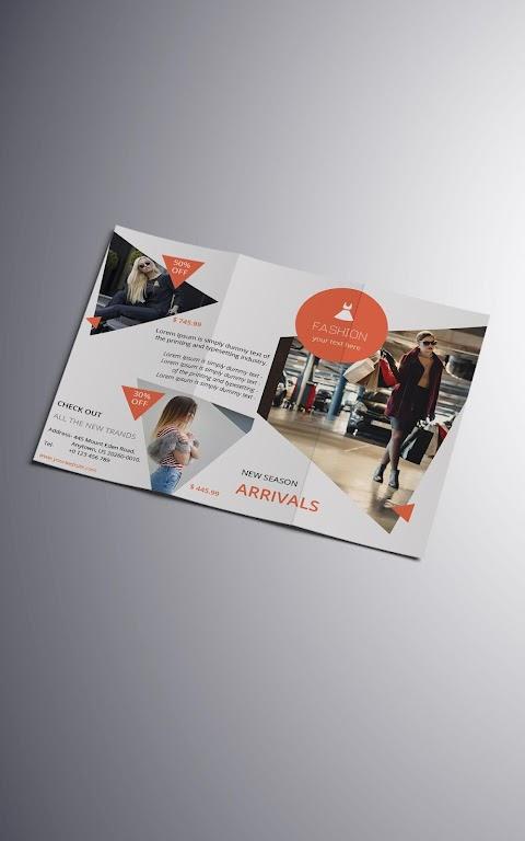 Brochure Maker - Pamphlets, Infographics, Catalog  poster 20