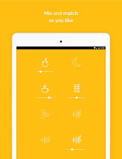 Noisli - Focus, Concentration & Relaxation Screenshot