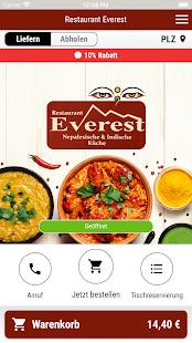 Download Restaurant Everest For PC Windows and Mac apk screenshot 1
