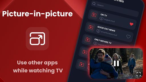 IPTV Player - IPTV PRO M3U android2mod screenshots 4