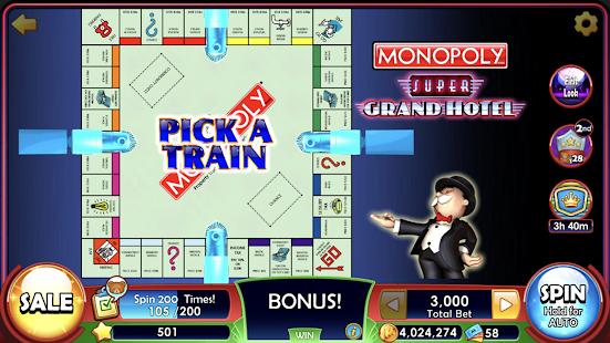 MONOPOLY Slots - Casino Games 3.3.0 screenshots 3