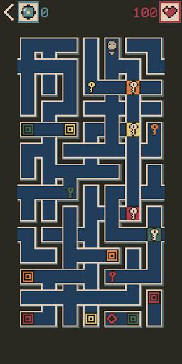 Cave Maze apkpoly screenshots 4