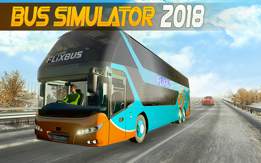 Bus Simulator : Bus Hill Driving game  screenshots 24