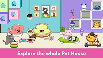 My Pet Daycare - Cats and Dogs Nursery Games