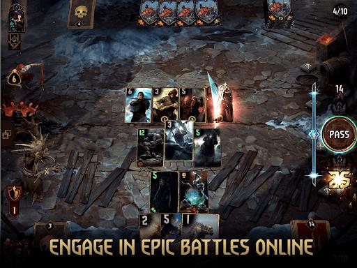 GWENT: The Witcher Card Game apktram screenshots 10