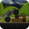 Monster Truck Racing - The Dark Way game apk icon