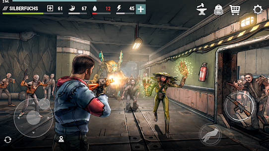Dark Days: Zombie Survival Mod Apk (Unlimited Money + Energy) 4