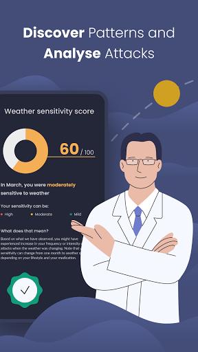 Migraine Buddy - The Migraine and Headache Tracker apktram screenshots 5