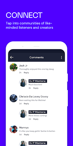 Mixcloud - Radio & DJ mixes android2mod screenshots 5