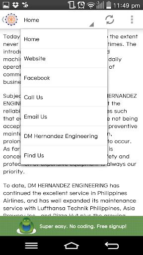 DM HERNANDEZ ENGINEERING For PC Windows (7, 8, 10, 10X) & Mac Computer Image Number- 8