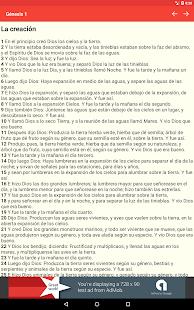 Santa Biblia Gratis 4.7 Screenshots 18