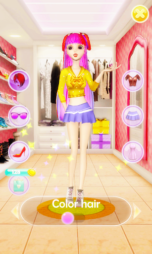 My Talking Pretty Girl  screenshots 4