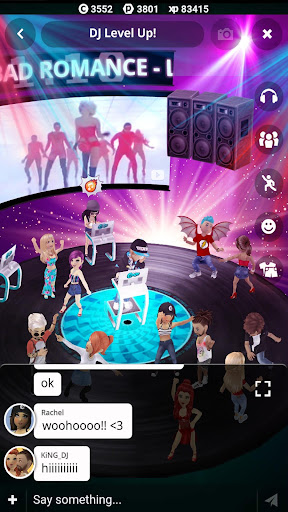 Club Cooee - 3D Avatar, Chat, Party & Make Friends 1.9.87 screenshots 5