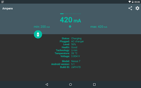 Ampere Mod Apk 3.42 (PRO Unlocked) 10