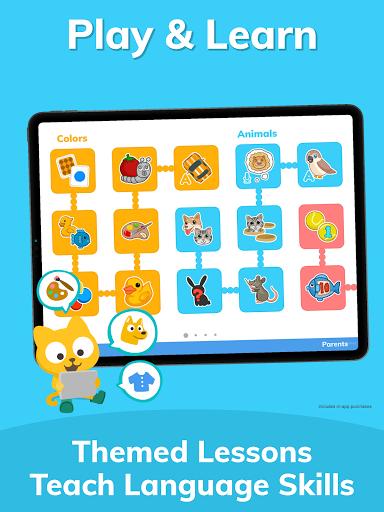 Studycat: Learn German for Kids apktram screenshots 19