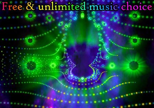 Trance 5D Music Visualizer & Live Wallpaper modavailable screenshots 3