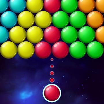 Captura de Pantalla 1 de Bola bang disparador de burbujas para android