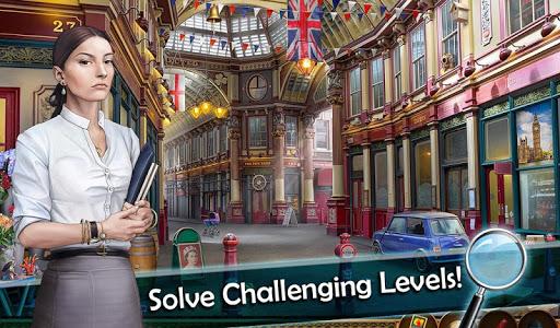 Mystery Society 2: Hidden Objects Games modavailable screenshots 4
