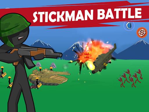 Stickman World War 1.0 screenshots 9