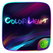 Color Light GO Keyboard Theme