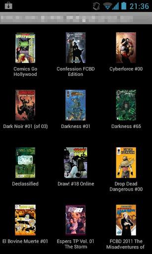 Comics Reader 2.3.222 Screenshots 1