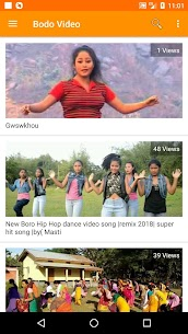 Bodo Video – Bodo Song, Album with Film 💃💃 4.0.1 [Mod + APK] Android 1
