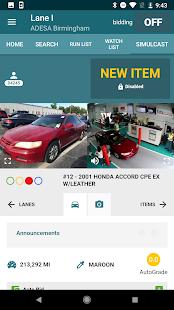 ADESAマーケットプレイス:中古車の卸売り