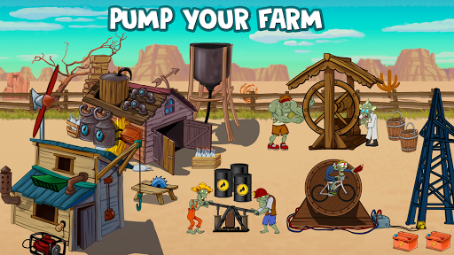 Zombies Ranch. Zombie shooting games 3.0.4 screenshots 7